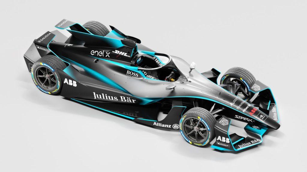 Formula E   Presentata la vettura Gen2 Evo, al debutto nella season 7 4