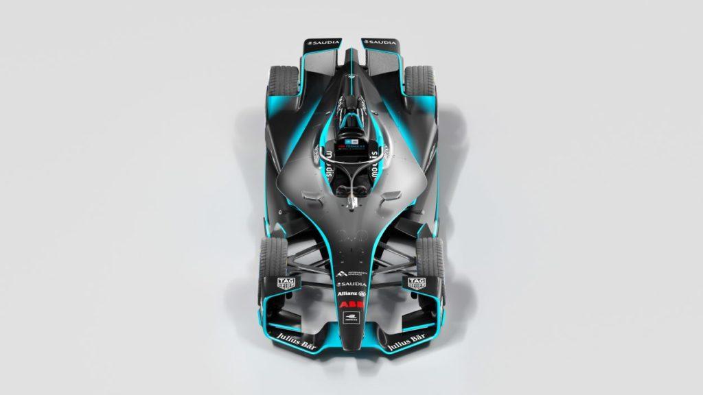 Formula E   Presentata la vettura Gen2 Evo, al debutto nella season 7 5