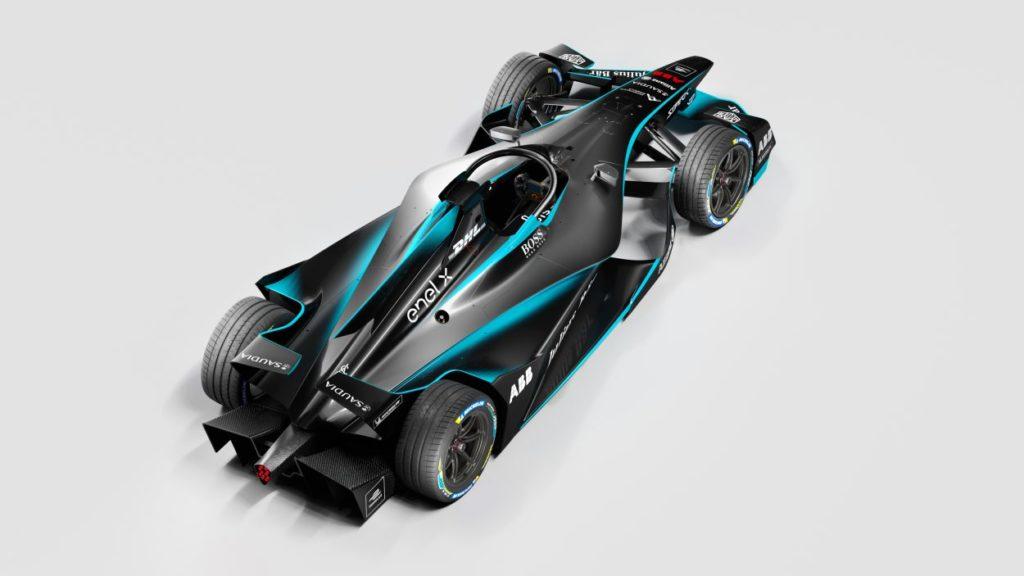Formula E   Presentata la vettura Gen2 Evo, al debutto nella season 7 6