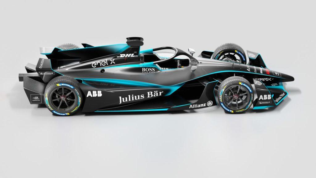 Formula E   Presentata la vettura Gen2 Evo, al debutto nella season 7 12