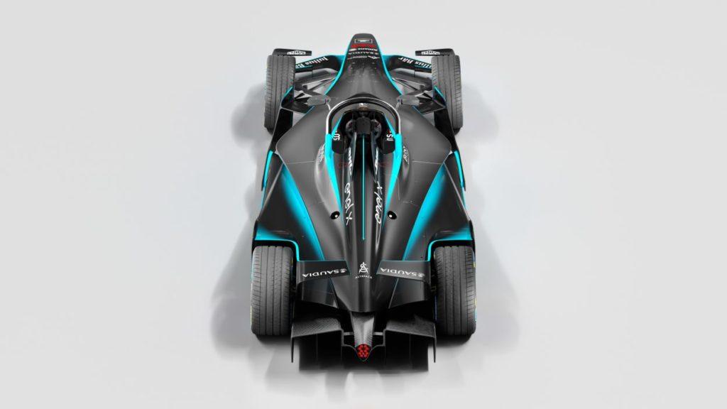 Formula E   Presentata la vettura Gen2 Evo, al debutto nella season 7 8