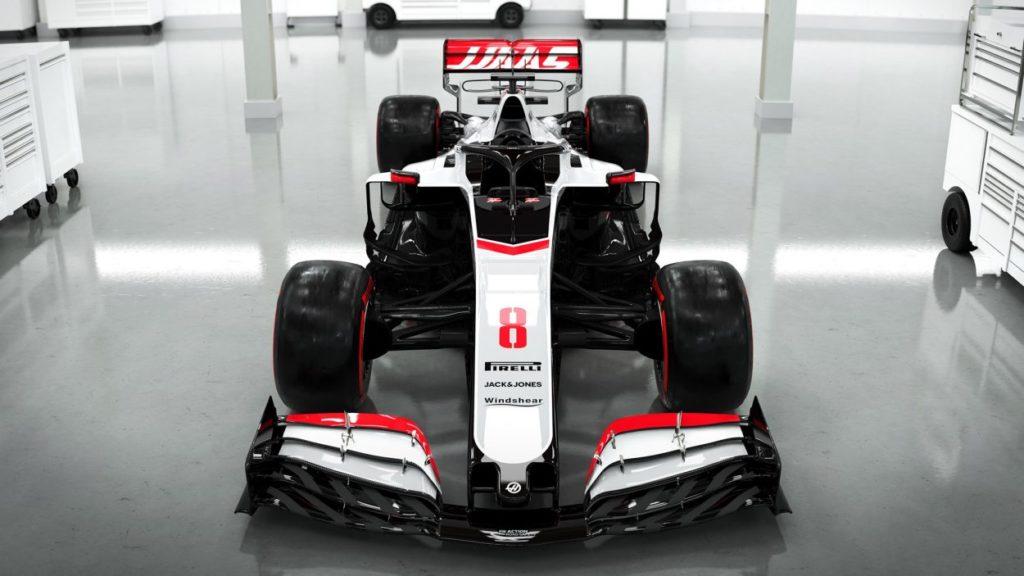 F1 | Haas mostra i render della nuova VF-20 2
