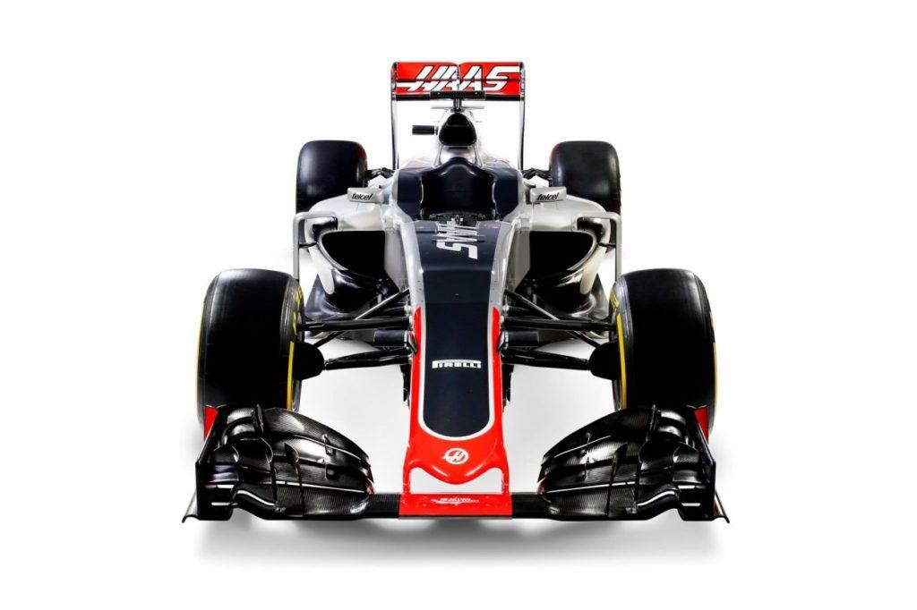 F1 | Haas mostra i render della nuova VF-20 5