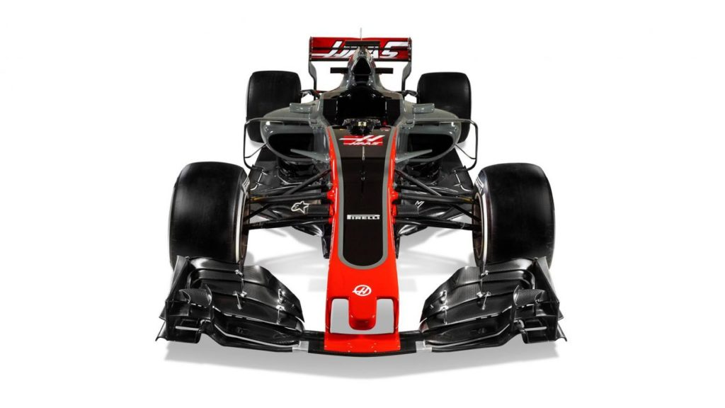 F1 | Haas mostra i render della nuova VF-20 6