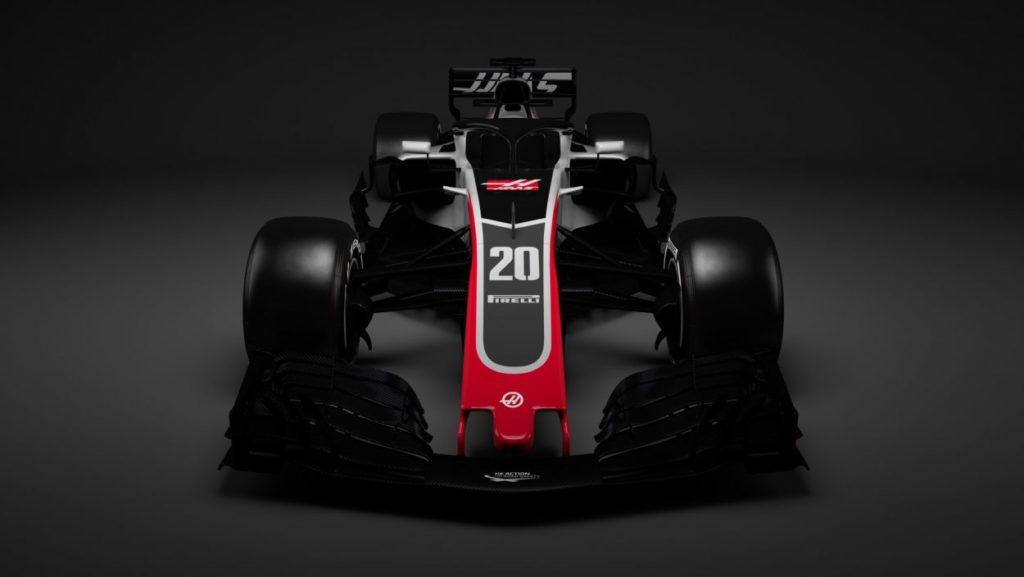 F1 | Haas mostra i render della nuova VF-20 7
