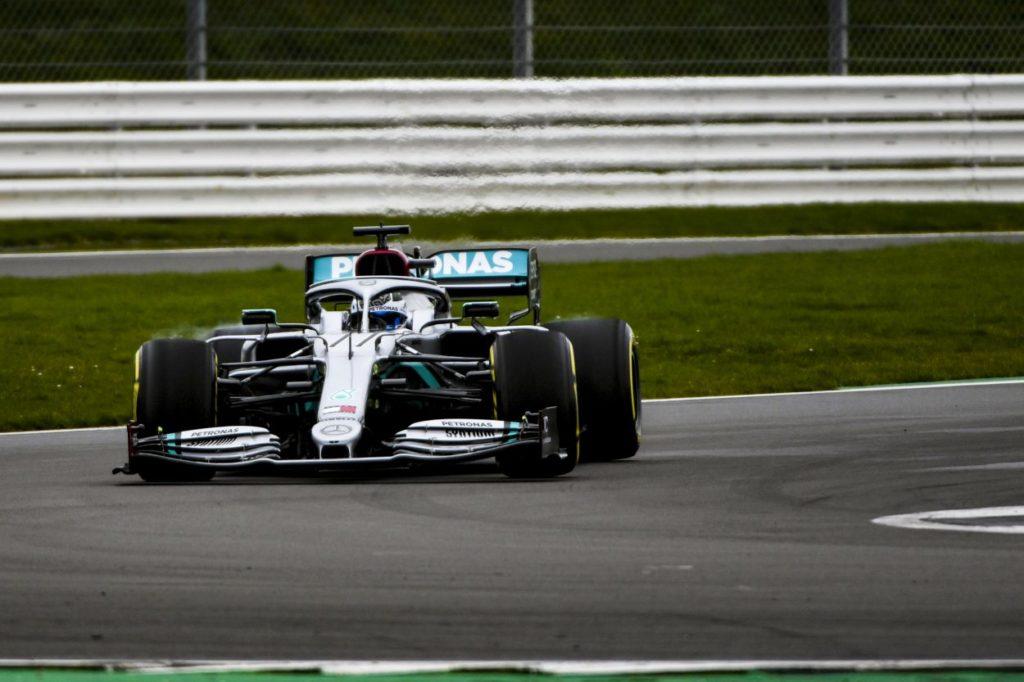 F1 | Mercedes W11 presentata - con shakedown - a Silverstone 9