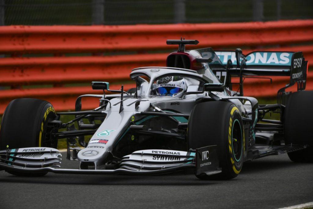 F1 | Mercedes W11 presentata - con shakedown - a Silverstone 6