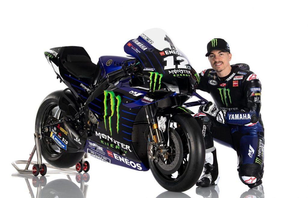 MotoGP   Presentato il team Yamaha Monster Energy 2020 3