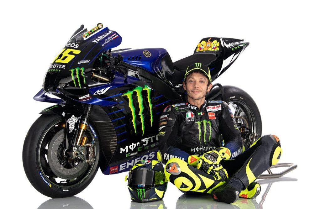 MotoGP   Presentato il team Yamaha Monster Energy 2020 4