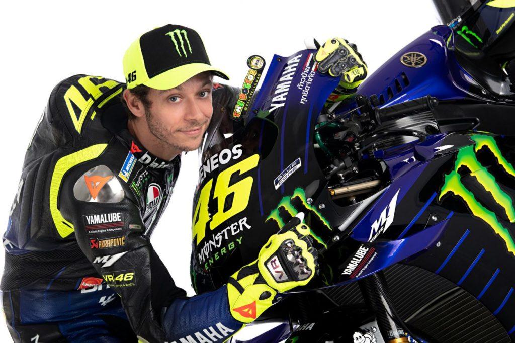 MotoGP   Presentato il team Yamaha Monster Energy 2020 6
