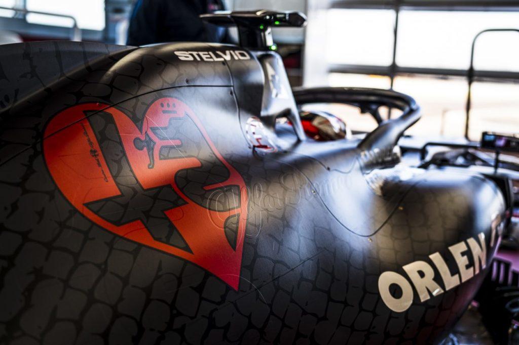 F1 | In pista a Fiorano l'Alfa Romeo C39 1