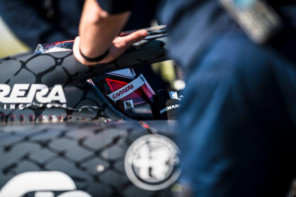 GALLERY | Lo shakedown dell'Alfa Romeo C39 a Fiorano 14