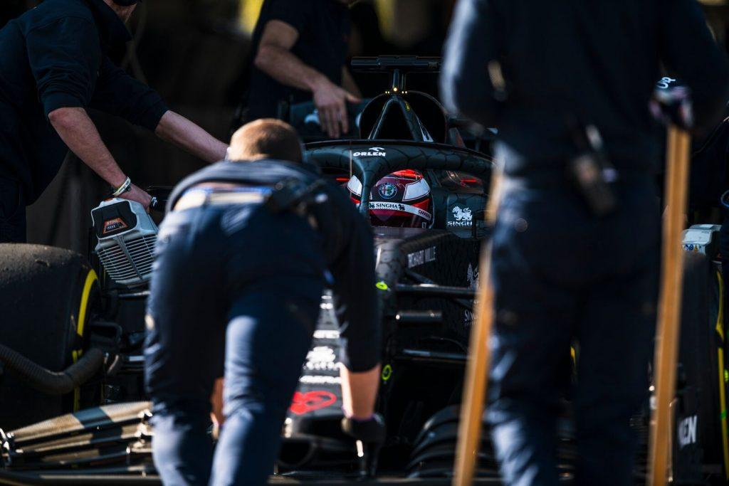 GALLERY | Lo shakedown dell'Alfa Romeo C39 a Fiorano 8