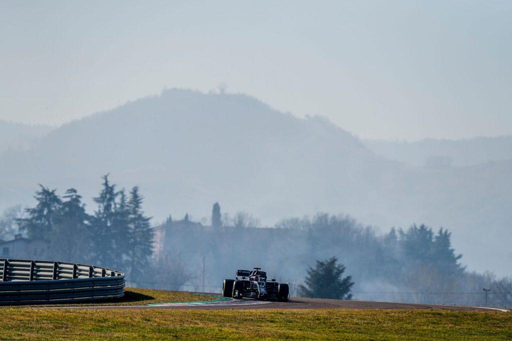 GALLERY | Lo shakedown dell'Alfa Romeo C39 a Fiorano 1