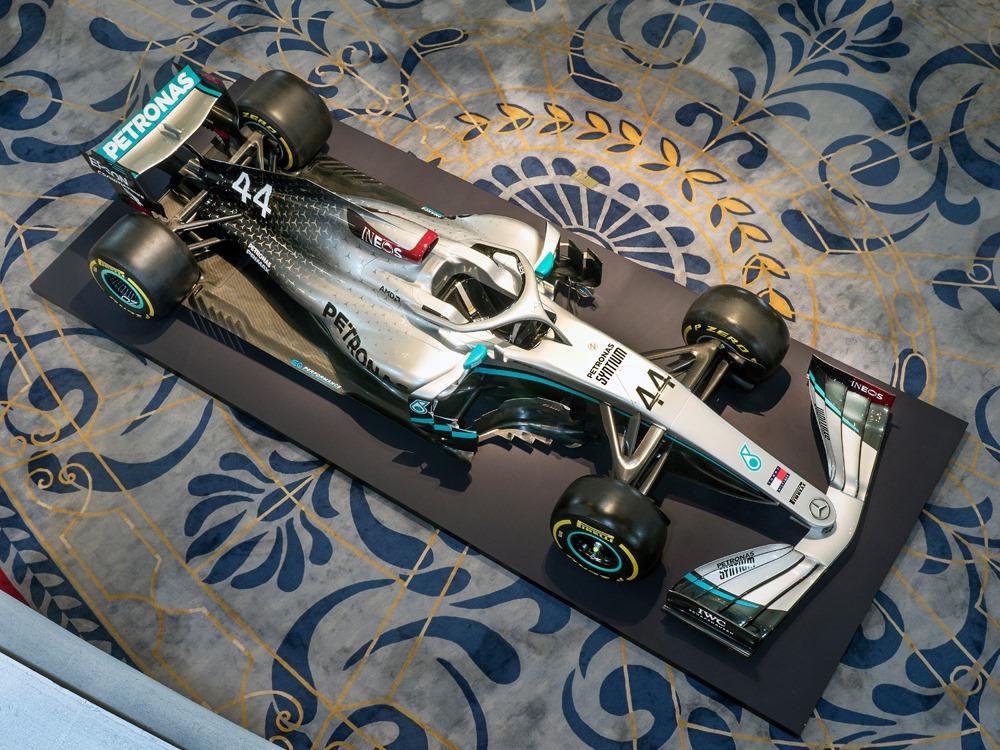 F1 | Mercedes presenta il nuovo partner INEOS e la livrea 2020 3