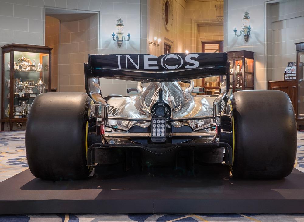 F1 | Mercedes presenta il nuovo partner INEOS e la livrea 2020 4
