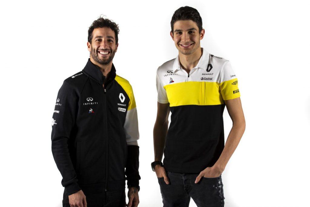 F1 | Renault mostra i render della R.S.20 in livrea test 7
