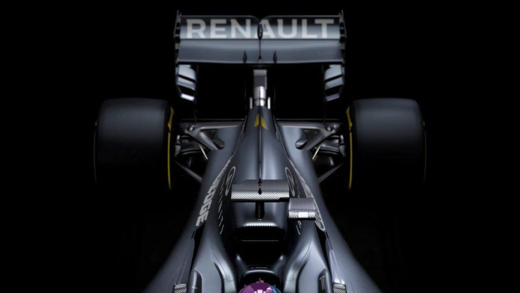 F1 | Renault mostra i render della R.S.20 in livrea test 2