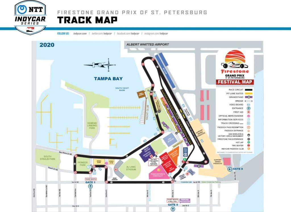 Indycar | St.Petersburg 2020 | Anteprima 3
