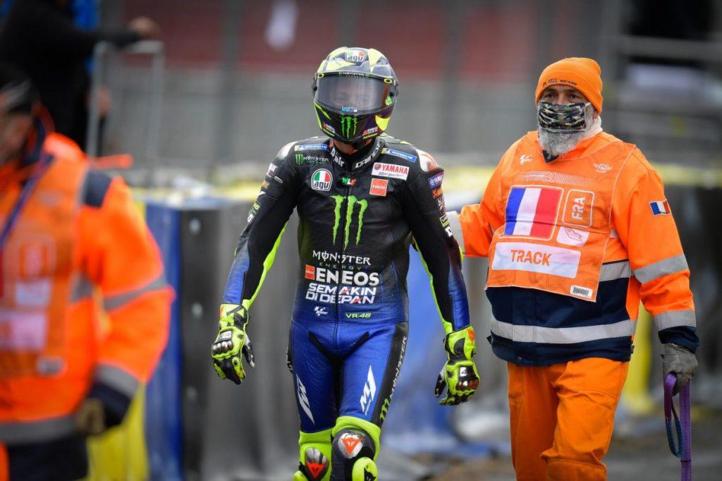 MotoGP | Valentino Rossi positivo al Covid-19