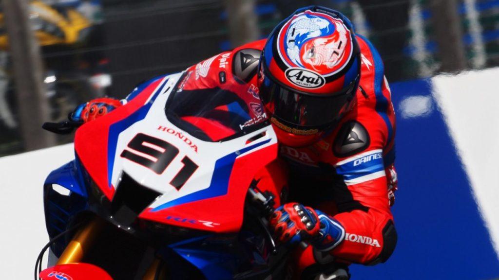 SBK | Leon Haslam continuerà con Honda nel 2021