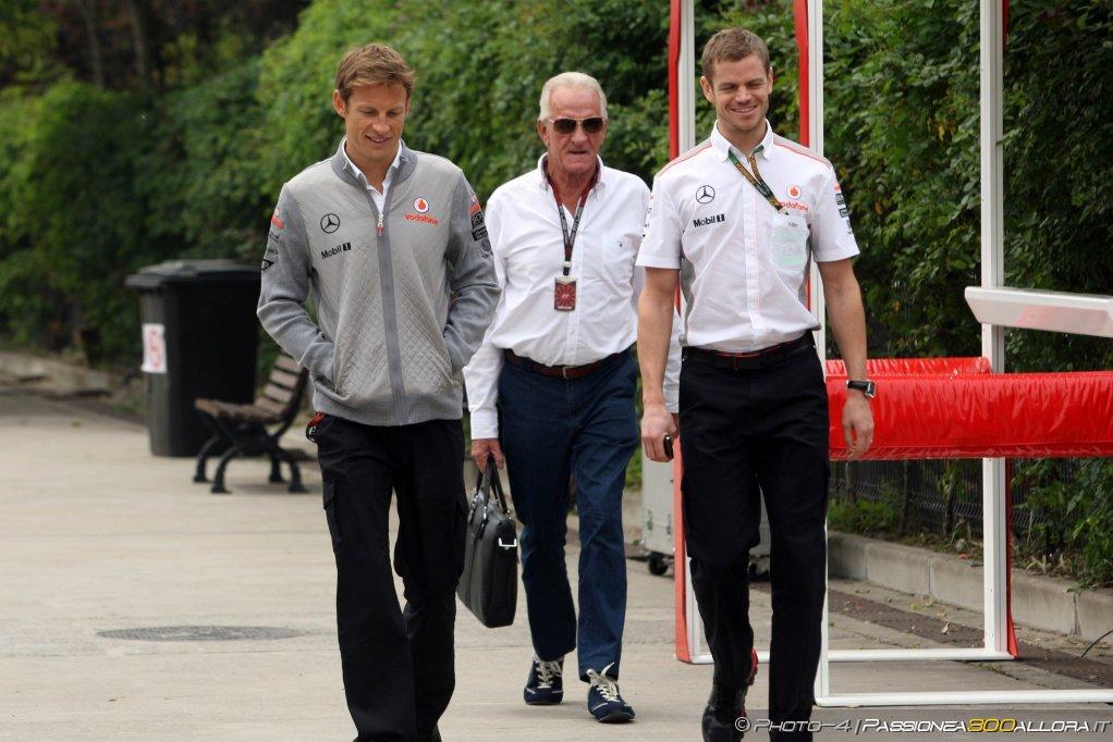 Scomparso all'età di 70 anni il padre di Jenson Button