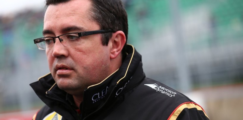 McLaren ufficializza Eric Boullier nel team