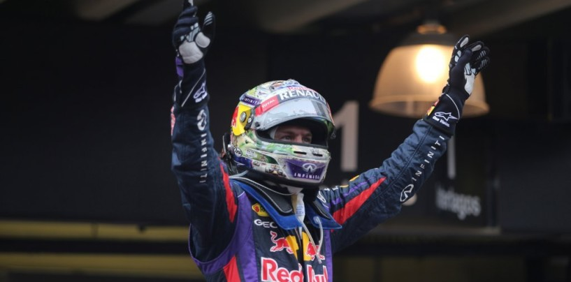 Vettel spiega perché ha scelto il numero 5