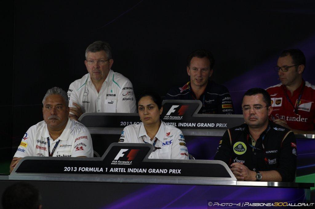 I team discuteranno del tetto massimo di spesa in F1