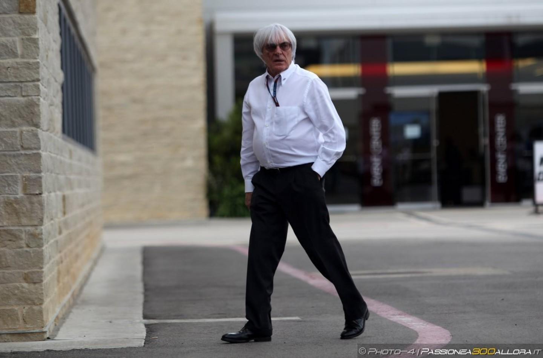 Ecclestone si dimette dal consiglio d'amministrazione della F1