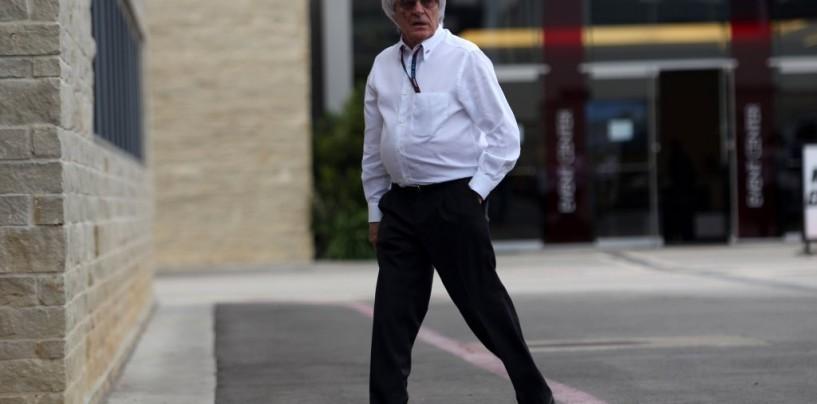 """Ecclestone: """"Non facciamo politica, siamo a Sochi per correre"""""""