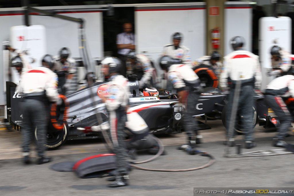 Sauber rimarrà con i motori Ferrari nel 2015