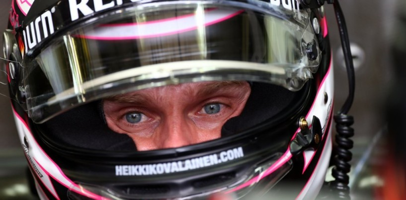 Kovalainen non correrà con la Caterham