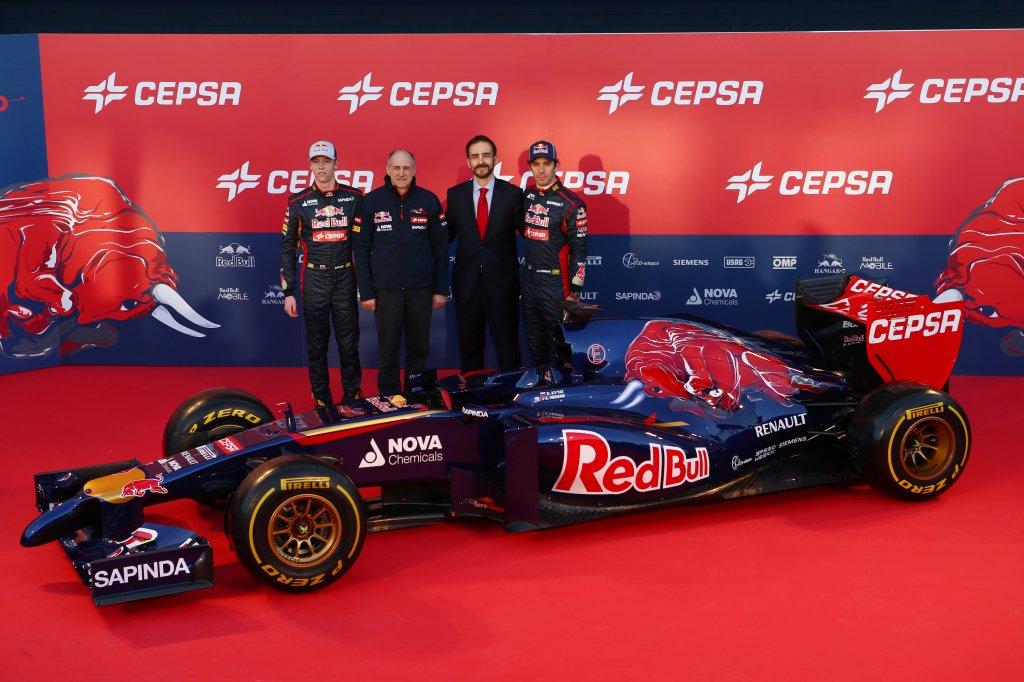 La Toro Rosso STR10 verrà presentata il 31 gennaio a Jerez
