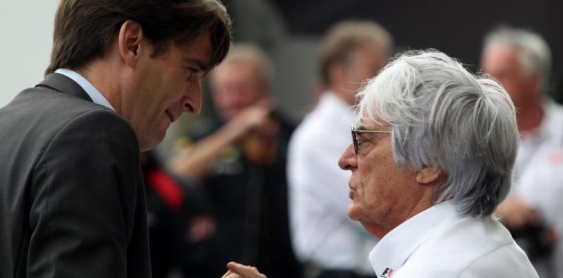 """Ecclestone: """"È colpa della Ferrari se è stata introdotta la regola dei 'doppi punti'"""""""