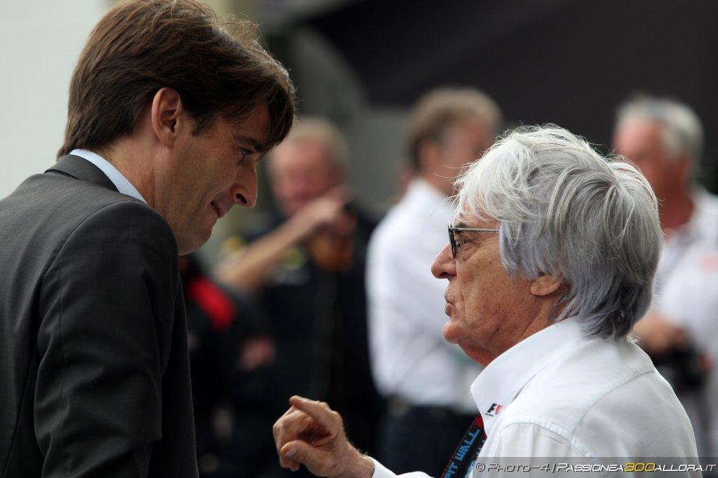 Bernie Ecclestone è deluso da Vettel e Alonso