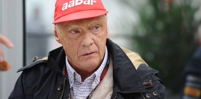 """Niki Lauda contro Bernie Ecclestone: """"Criticare adesso i nuovi motori non ha senso"""""""
