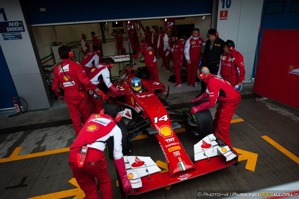Gp della Cina, prove libere 1: miglior tempo per Alonso
