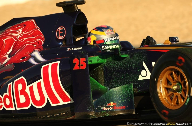 Vergne mette da parte la delusione di non essere stato scelto dalla Red Bull
