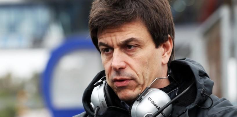 Toto Wolff contrario al tetto massimo di spesa in F1