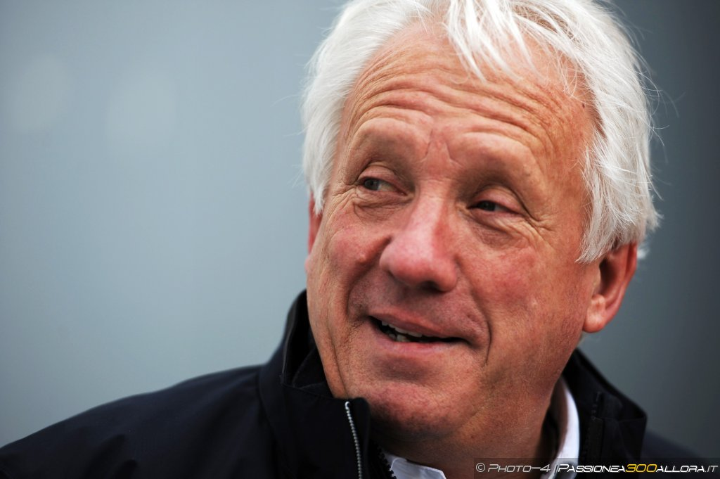Charlie Whiting: