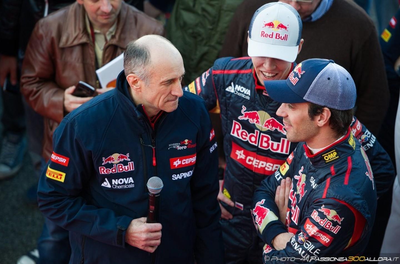 Franz Tost si complimenta con la Toro Rosso e i suoi due piloti