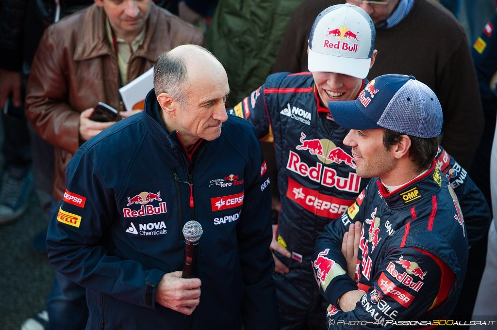 Toro Rosso, Tost: