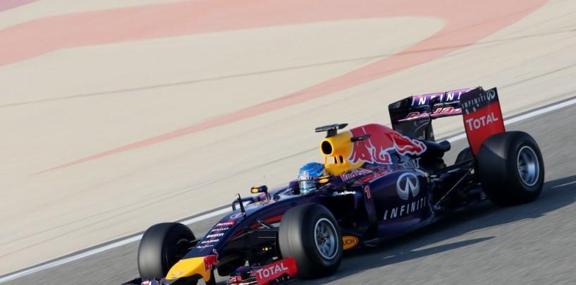 """Sebastian Vettel: """"C'è ancora molto lavoro da fare"""""""