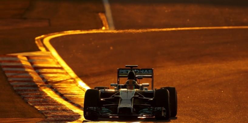 Hamilton leader della terza giornata di test in Bahrain