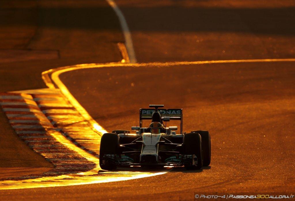 Gp del Bahrain, prove libere 3: solo Mercedes
