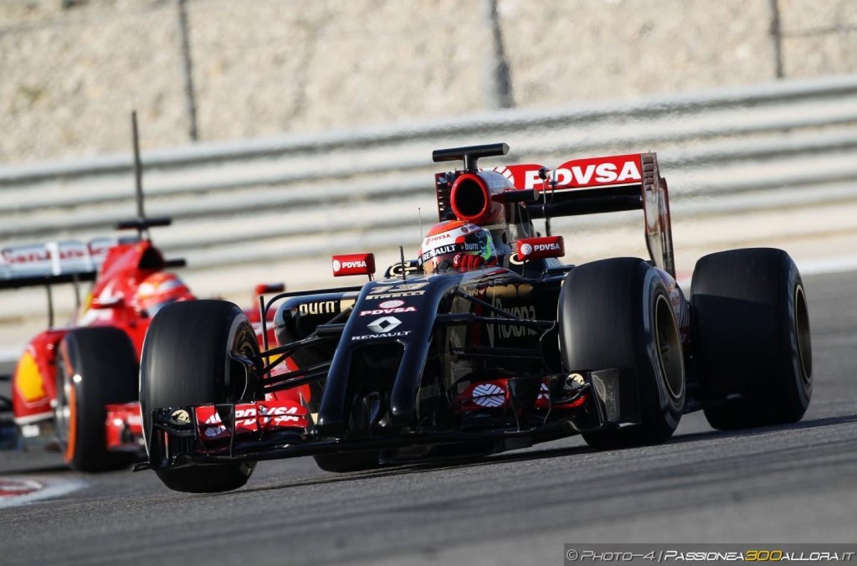 """Maldonado: """"Le mie sensazioni sulla E22 rimangono positive"""""""