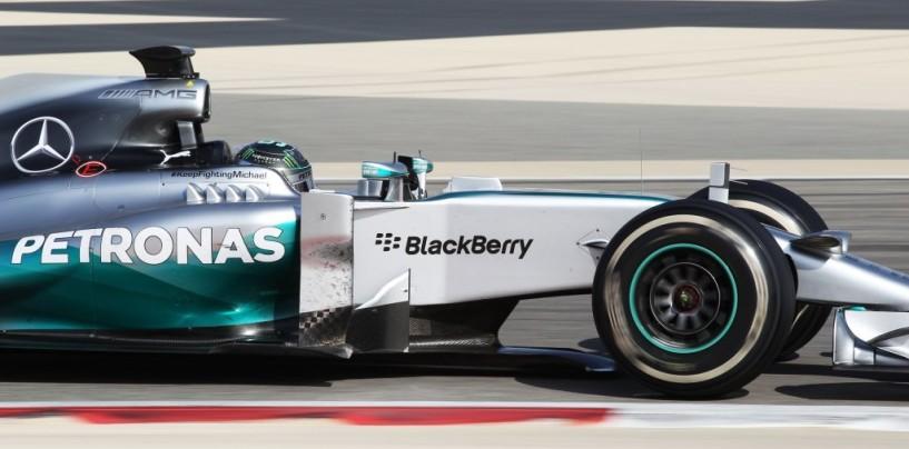 Per Button e Rosberg, la sfida del 2014 è controllare il consumo di carburante in gara
