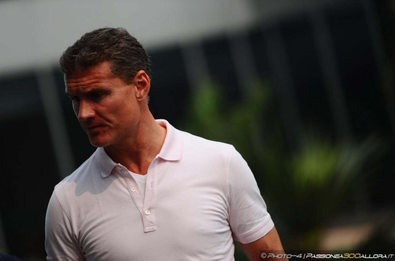 David Coulthard racconta la sua vita da commentatore per la BBC