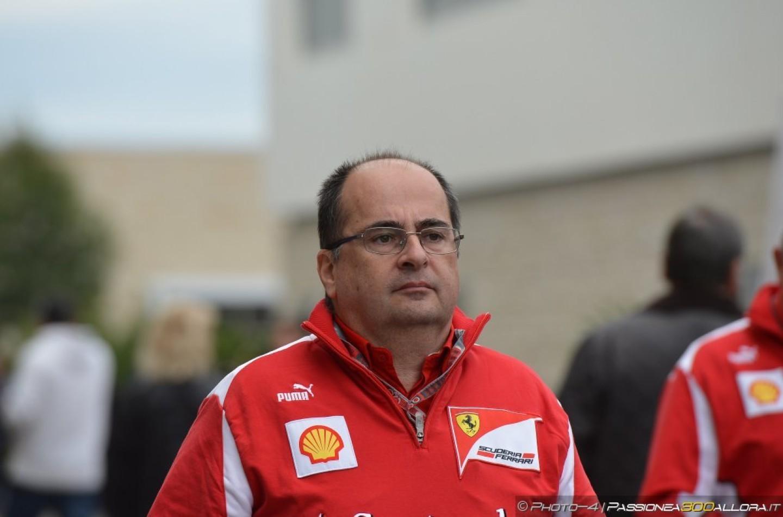 Luca Colajanni lascia la Ferrari e passa in Marussia
